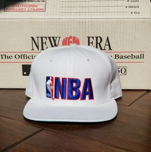 1990s NBA Snapback Hat